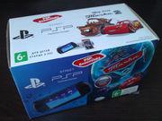 Sony PSP (E1008) оригинал,  в упаковке+две игры и карта памяти.